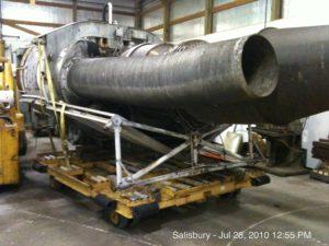 10-engine in shop for restoration