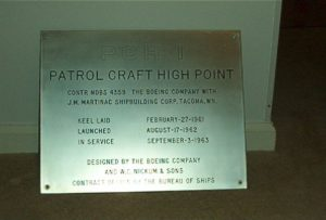 HighPointPlaque 001
