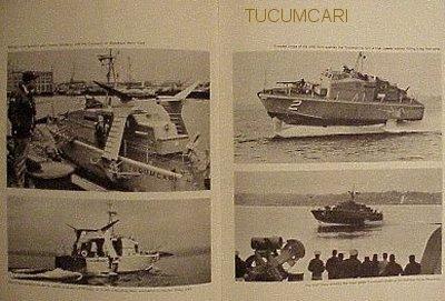 Air West 1968 Tucumcari Article With Photos