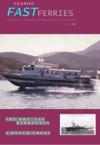 Classic Fast Ferries Cyberzine Hydrofoils