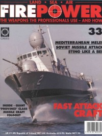 Firepower Magazine 1990 Volume 3, Issue 33