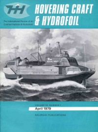 Hovering Craft and Hydrofoil April 1979 Features HMS Speedy