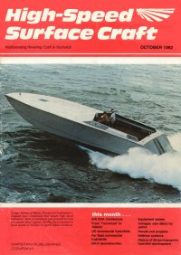 Hydrofoil Articles in High Speed Surface Craft Magazine