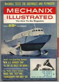 Denison, Mechanix Illustrated November 1962