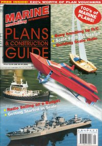 Marine Modeling Plans and Construction Guide 1968