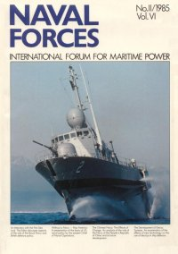 PHM-2 on cover of Naval forces magazine