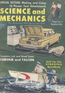 Science and Mechanics February 1960